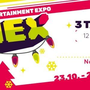 MEX 2020 Weihnachtsticket
